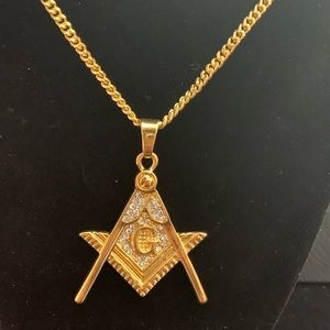 Pendant Symbol Charm Necklace